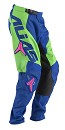 ALIAS Youth Pant Blue/Neon Green Size 26