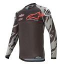 ALPINESTARS 2020 YOUTH RACER JERSEY LIMITED EDITION SAN DIEGO Black / Red