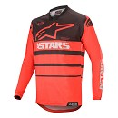 ALPINESTARS Racer Supermatic Jersey Bright Red / Black