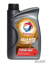 TOTAL OIL Quartz Racing 10W60 1 liter