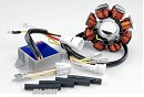 TRAIL TECH 100 WATT HIGH OUTPUT DC ELECTRICAL SYSTEM KIT FOR FOUR STROKE KTMS WITH ELECTRIC START + BETA 15-16